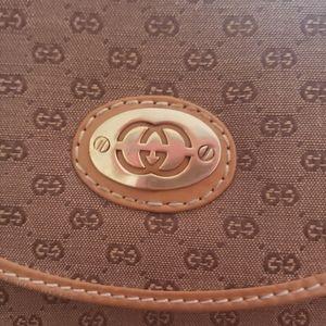 Vintage GG Flap Shoulder/Crossbody Bag